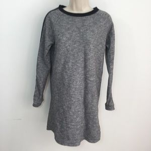 Scotch & Soda knit long sleeve sweater dress SZ P